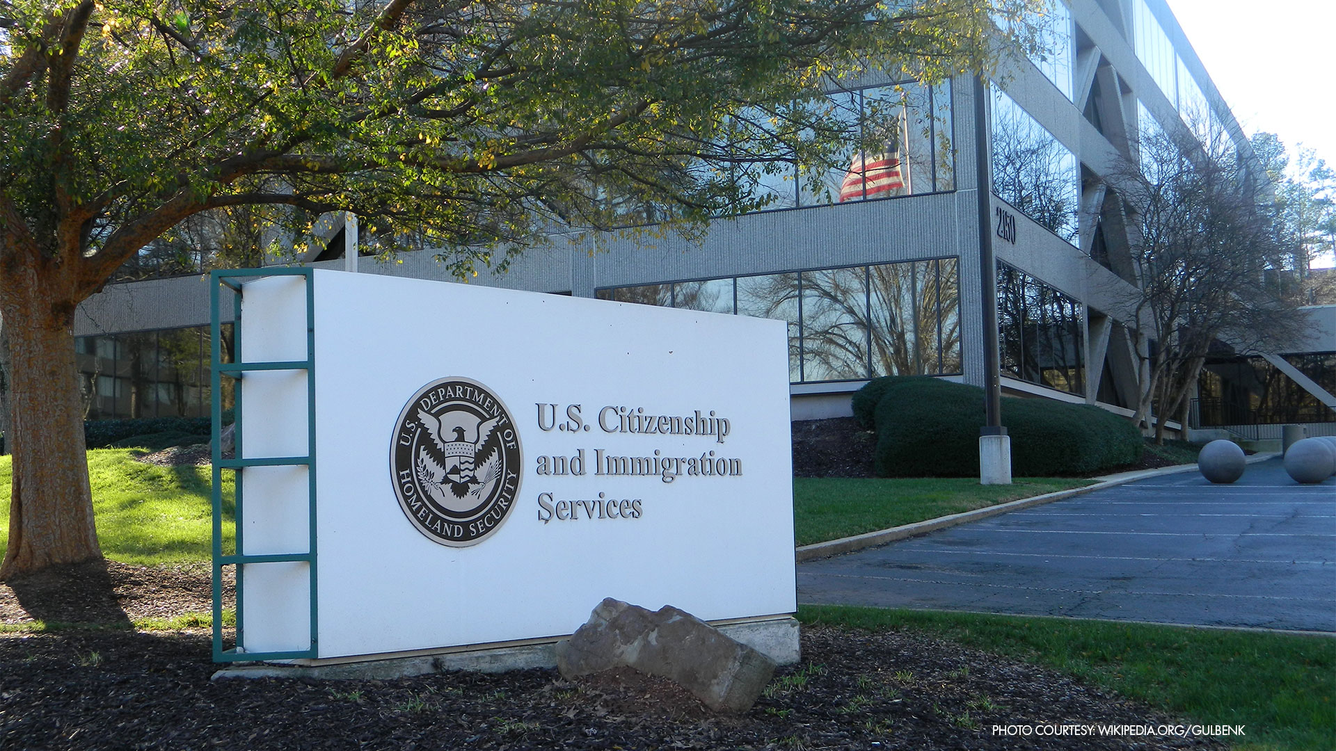 United States Citizenship and Immigration Services Office